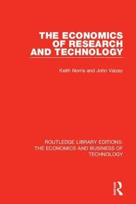 The Economics of Research and Technology by Keith Norris