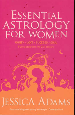 Essential Astrology For Women by Jessica Adams image