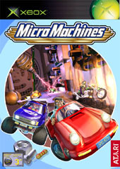Micro Machines for Xbox