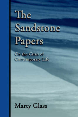 The Sandstone Papers by Marty Glass image