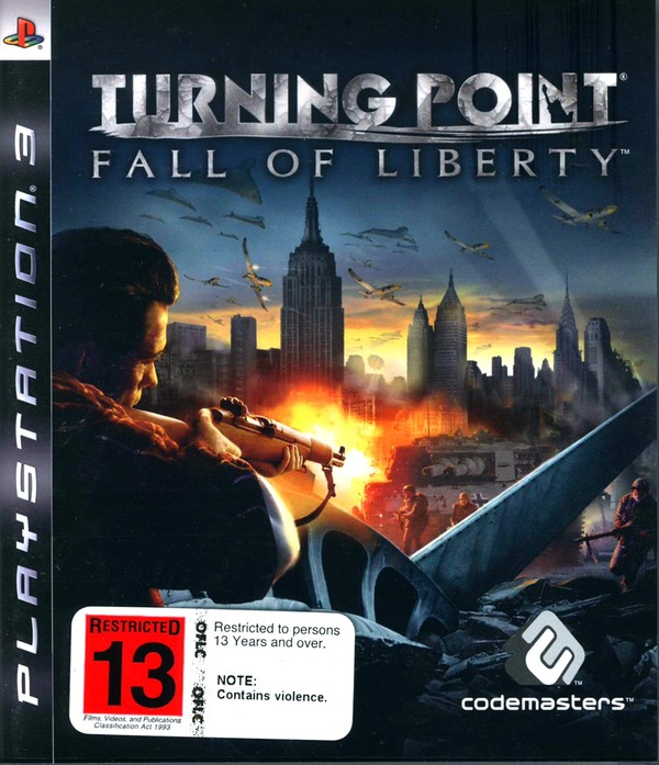 Turning Point: Fall of Liberty for PS3 image