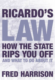 Ricardo's Law by Fred Harrison image