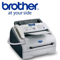 Brother 15ppm Multifunction Laser with fax 2820 image