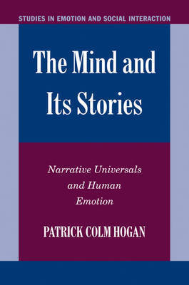 Studies in Emotion and Social Interaction by Patrick Colm Hogan