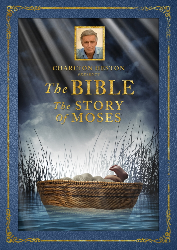 Charlton Heston Presents The Bible: The Story Of Moses on DVD image
