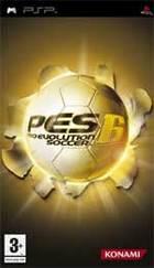 Pro Evolution Soccer 6 for PSP