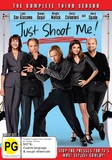 Just Shoot Me - Season 3 on DVD
