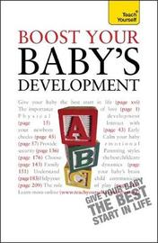 Boost Your Baby's Development by Caroline Deacon image