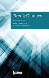 Break Clauses by Nicholas Trompeter