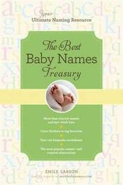 Best Baby Names Treasury 2012 by Emily Larson
