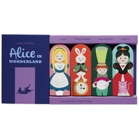 Girl of All Work: Classic Characters Page Flags - Alice In Wonderland