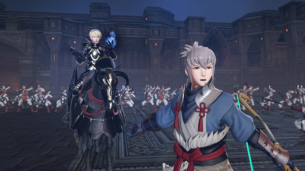 Fire Emblem: Warriors for Nintendo 3DS image