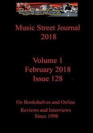 Music Street Journal 2018 by Gary Hill