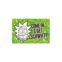 Rick And Morty - Get Schwifty Doormat image