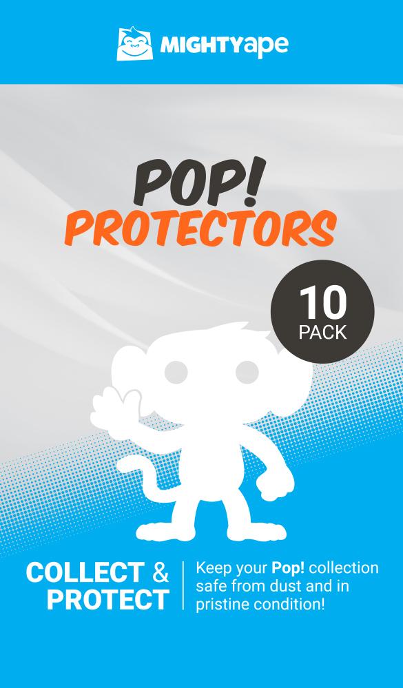 Pop! Protectors - 10 Pack image