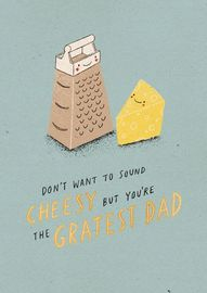 Gratest Dad Card image