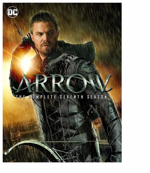 Arrow: The Seventh Season on DVD