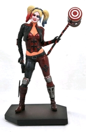 """DC Gallery: Harley Quinn (Injustice 2) - 9"""" Statue image"""