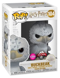 Harry Potter: Buckbeak (Flocked) - Pop! Vinyl Figure