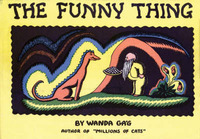 The Funny Thing by Wanda Gag image