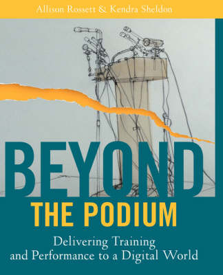Beyond the Podium by Allison Rossett image