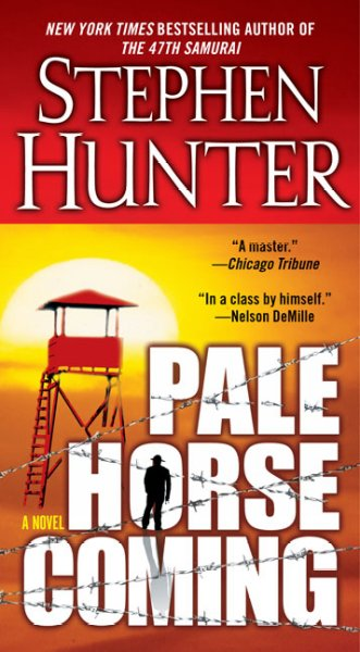 Pale Horse Coming by Stephen Hunter image
