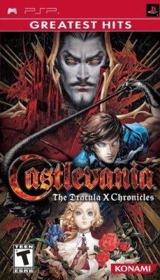 Castlevania: The Dracula X Chronicles for PSP image