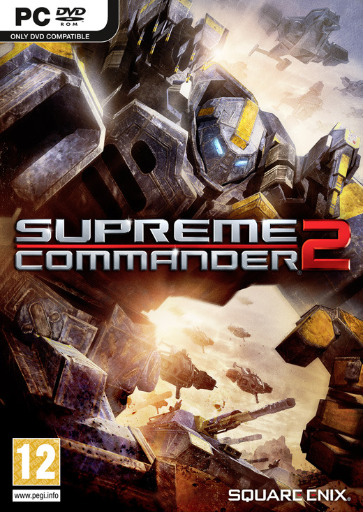 Supreme Commander 2 for PC Games