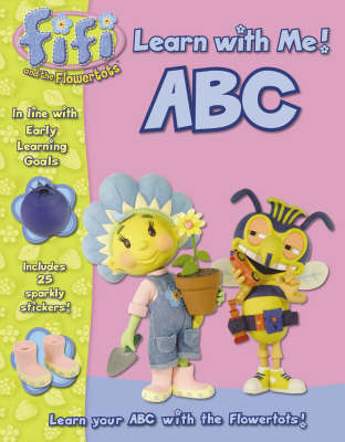ABC: Learn with Me Book
