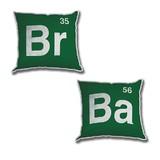 Breaking Bad - 'Ba' Logo Cushion