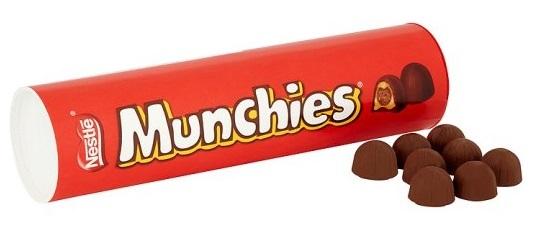 Nestle Munchies Giant Tube - 100g image