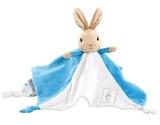 Beatrix Potter: Peter Rabbit Baby Comforter - Blue