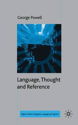 Language, Thought and Reference by G. Powell image
