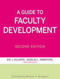 A Guide to Faculty Development, Second Edition image