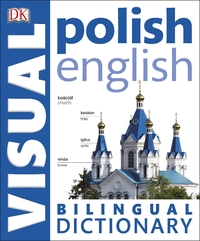 Polish-English Bilingual Visual Dictionary by DK