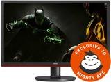 "24"" AOC Ultra Fast 1ms 75hz FreeSync Gaming Monitor"