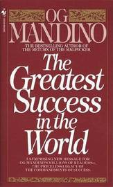 Greatest Success In The World by Og Mandino image
