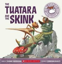 Kiwi Corkers: Tuatara and the Skink by Chris Gurney