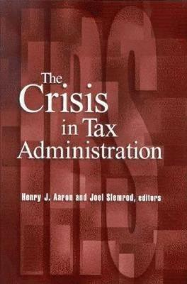 Crisis in Tax Administration image