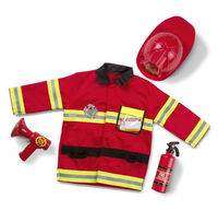 Fire Chief Costume Role Play Set - Melissa & Doug