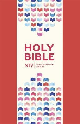 NIV Thinline Cloth Bible by New International Version