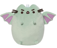 "Pusheen the Cat: Dragonsheen - 9"" Plush"