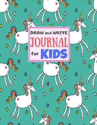 Draw and Write Journal for Kids by Patricia Jensen Crafts