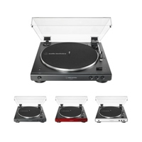 Audio Technica: Fully Automatic Bluetooth Turntable