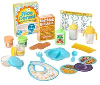 Melissa & Doug: Mine to Love Deluxe Baby Care Play Set image
