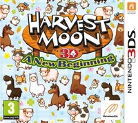 Harvest Moon: A New Beginning for Nintendo 3DS