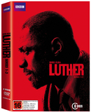 Luther - Series 1-3 Box Set DVD