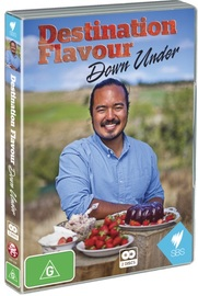 Destination Flavour: Down Under on DVD