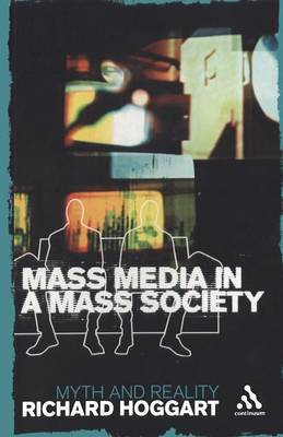 Mass Media in a Mass Society by Richard Hoggart image