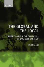 The Global and the Local by Arndt Sorge